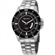 Relógio Analógico Seculus Masculino - 28965G0SVNA1