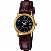 Relógio Casio Analógico Feminino Ltp-v002gl-1budf
