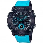 Relógio Casio G-shock Masculino Carbon Core Guard Ga-2000-1a2dr