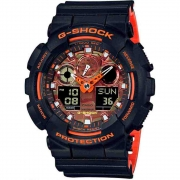 Relógio Casio G-Shock Masculino GA-100BR-1ADR
