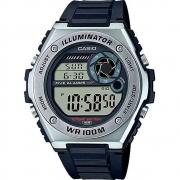 Relógio Casio Illuminator Masculino Preto MWD-100H-1AVDF