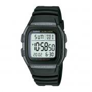 Relógio Casio Masculino Preto Digital W-96H-1BVDF