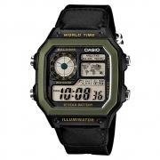 Relógio Casio Standard AE-1200WHB-1BVDF Preto
