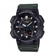 Relógio Casio Standard Masculino Anadigi AEQ-110W-3AVDF