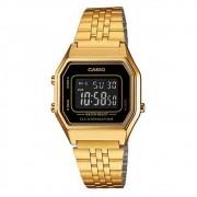 Relógio Casio Unissex Vintage LA680WGA-1BDF
