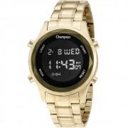 Relógio Champion Digital CH48108H Dourado Tamanho Médio