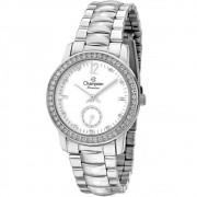 Relógio Champion Feminino Passion Prata Ch38459q