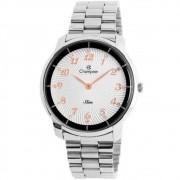 Relógio Champion Feminino Prata Cs28450q