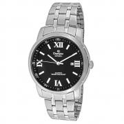 Relógio Champion Masculino Social Prata CA21571T
