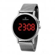 Relógio Champion Prata Digital CH40179T