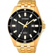 Relógio Citizen Masculino Dourado Tz31114u