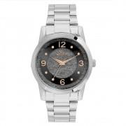 Relógio Condor Feminino Glitter Prata - CO2039AP/K3P