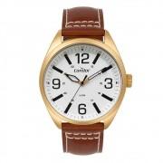 Relógio Condor Masculino Dourado CO2035MPF/2B