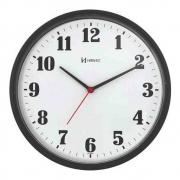 Relógio de Parede - Herweg - 26 Cm - Preto - 6126-034