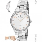 Relógio de pulso Feminino Champion Slim CS28469Q