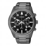 Relógio Citizen Quartz Masculino Grafite TZ30795P