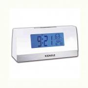 Relógio Despertador Digi Time Kienzle Branco 289/7090.01