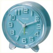 Relógio Despertador Quartz 3D Azul Haller - 239/1739.04
