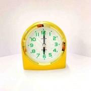 Relógio Despertador Quartz Linea Dourado HALLER