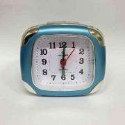 Relógio Despertador Quartz Madri Azul HALLER