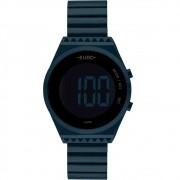 Relógio Euro Fashion Fit Feminino Azul Eubjt016ae/4a