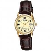Relógio Feminino Analógico Casio LTP-V002GL-9BUDF