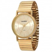 Relógio Feminino Analógico Mondaine 83205LPMVDE1