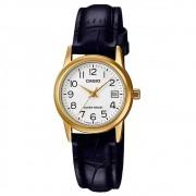 Relógio Feminino Casio Analógico Ltp-v002gl-7b2udf