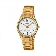 Relógio Feminino Casio Analógico LTP-V005G-7BUDF