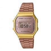Relógio Feminino Casio Vintage - A168WECM-5DF