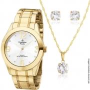 Relógio Feminino Champion CH24268D