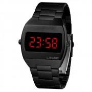 Relógio Feminino Digital Led Lince MDN4620L VXPX