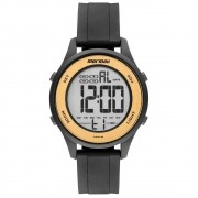 Relógio Feminino Digital Mormaii MO6200/8D Preto