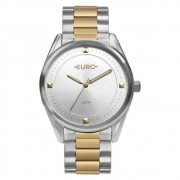 Relógio Feminino Euro Bicolor- EU2036YOC/5K