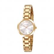 Relógio Feminino Mondaine Dourado 32115LPMVDE1