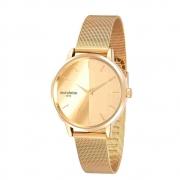 Relógio Feminino Mondaine Dourado 32117LPMVDE1