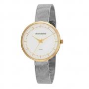 Relógio Feminino Mondaine Prata 76777LPMVBE2