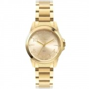 Relógio Feminino Technos Dourado Elegance 2035mtf/1x
