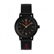 Relógio Flamengo FLAVJ21AB/4P Preto