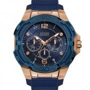 Relógio Guess Masculino Azul 92749GPGSRU2