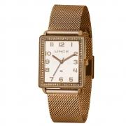 Relógio Lince Analógico LQR4665L B2RX Feminino Rosé