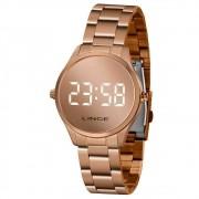 Relógio Lince Digital Led Feminino MDR4617L BXRX