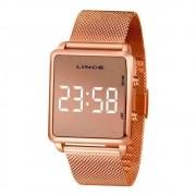 Relógio Lince Digital Led Feminino MDR4619L BXRX