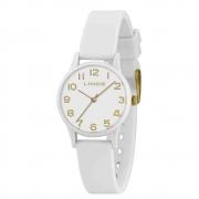 Relógio Lince Feminino Branco LRCJ102P B2BX