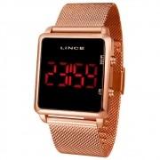 Relógio Lince Feminino Classico MDR4596L PXRX