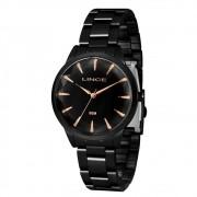 Relógio Lince Feminino Preto Lrn4563l P1px