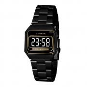 Relógio Lince Mdn4644L Preto Pxpx