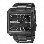 Relógio Lince Square MQN4267L-P1PX Masculino
