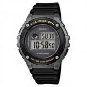 Relógio Masculino Casio Digital W-216H-1BVDF-BR
