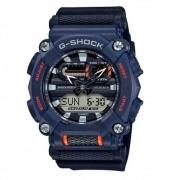 Relógio Masculino Casio G-Shock Anadigi Azul GA-900-2ADR